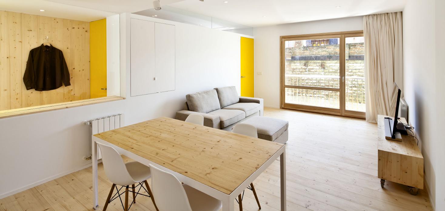 Reforma apartamento Barcelona 9
